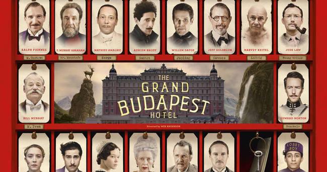 Büyük Budapeşte Oteli'nin hikayesi!