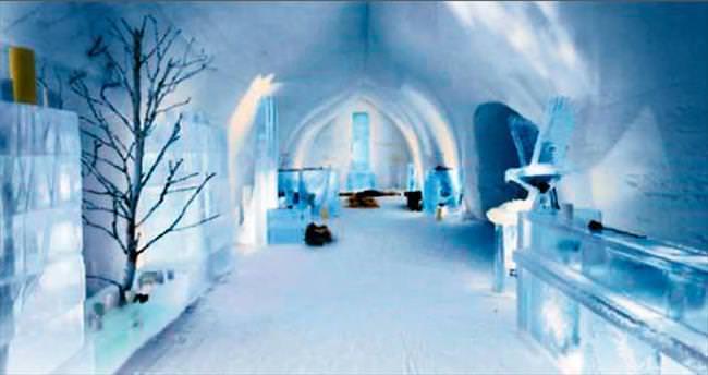 Davetlerin yeni adresi: Kar odaları