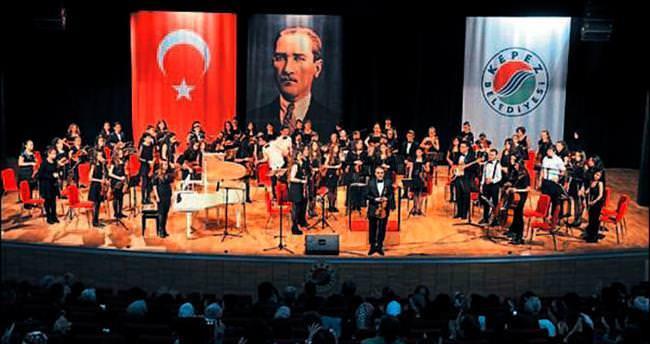 Gençlik orkestrasına Avrupa'dan davet var