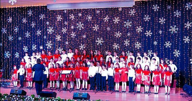 Sahne sırası öğrencilerde