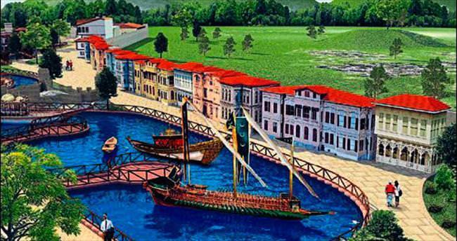 Şahinbey'den tematik park