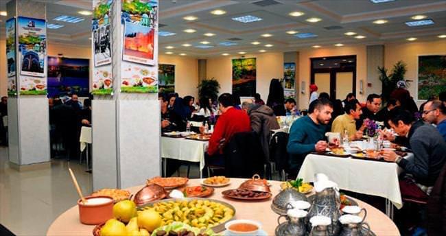 ANFA'da Bursa lezzetleri tanıtıldı