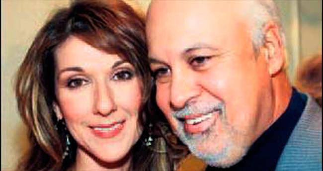 Celine Dion eşini kaybetti