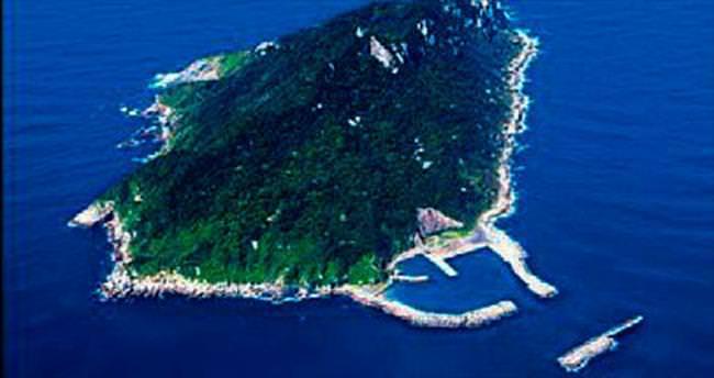 Kadın girmeyen ada için UNESCO'ya başvuru