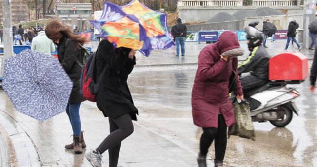 Meteoroloji'den lodos ve yağış uyarısı