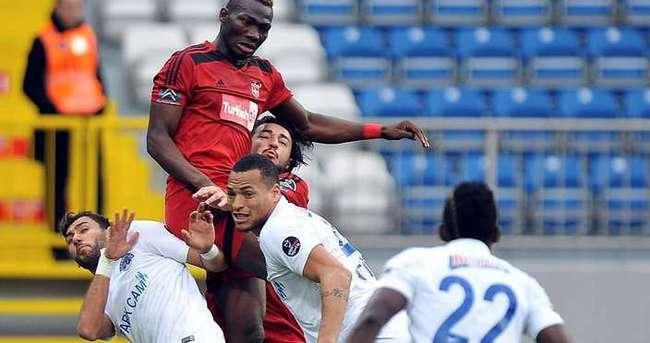 Muhammet'ten altın gol