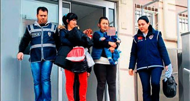 Manavgat'ta fuhuş operasyonu yapıldı