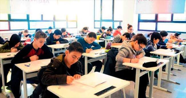 Bursluluk sınavına rekor başvuru
