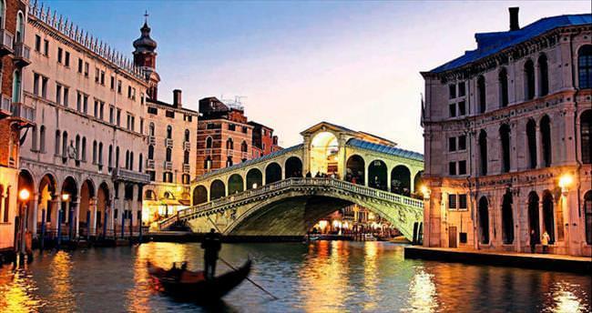 Aşk kokan Venedik