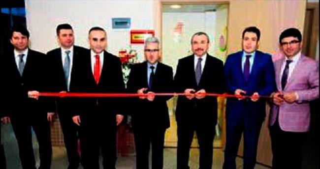 Anadolu Adliyesi'ne iki yeni bebek odası