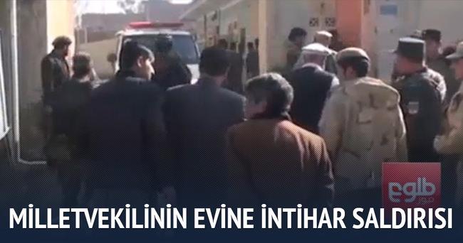 Afganistan'da milletvekilinin evine intihar saldırısı!