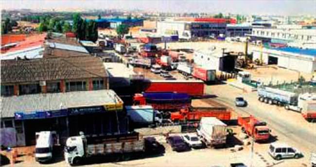 Kamyon ve TIR'lar Kazan'a taşınacak