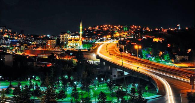 Kent estetiğine ışıl ışıl katkı