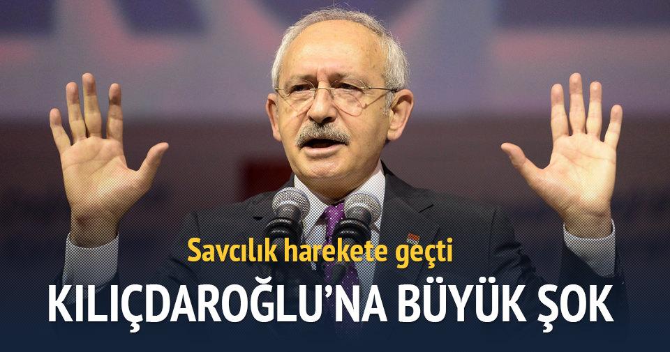 Kılıçdaroğlu'na soruşturma