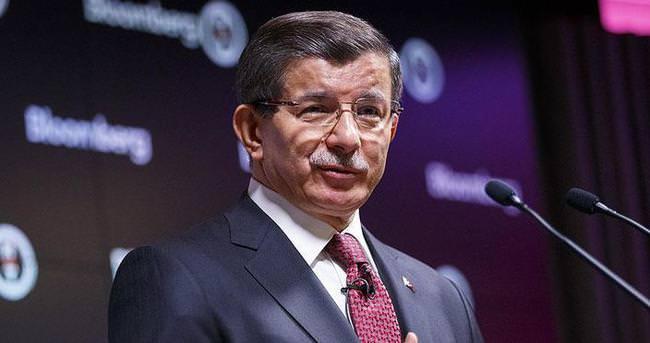 Davutoğlu: Kıbrıs sorununun çözümüyle yeni dönem başlayacak