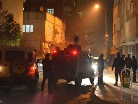 Van'da terör saldırısı