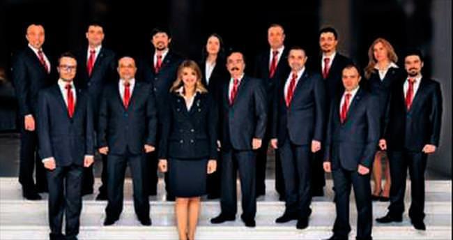 MMO'da koltuk Hamamcıoğlu'nun