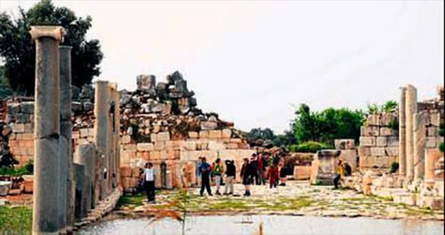 Patara ve Xanthos 167 bin kişi ağırladı