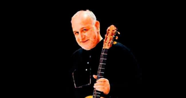 Gitarist Ahmet Kanneci'den rönesans ve barok konseri
