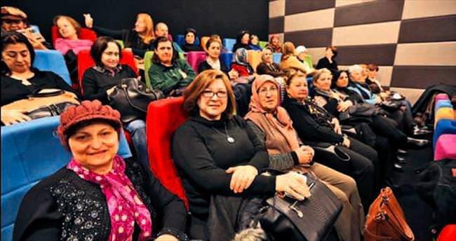 Yenimahalleliler'in sinema keyfi