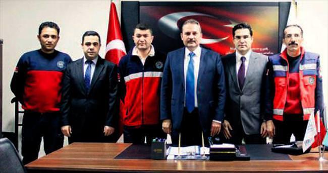 Kırıkkale'den Cizre'ye gönüllü sağlık personeli
