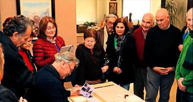 Ressam Kırdı'nın 57'nci kişisel sergisi