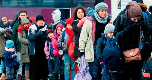 Mülteci kadınlar Avrupa yolunda taciz mağduru