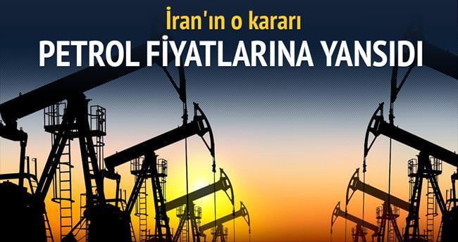 İran geldi petrol 12 yıl geriye gitti