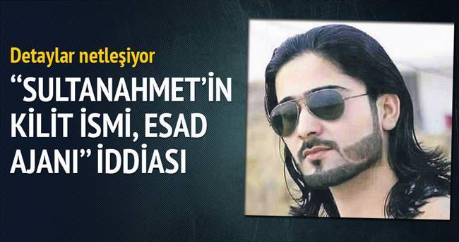 Sultanahmet'in kilit ismi, Esad ajanı iddiası