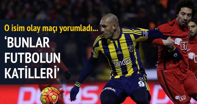 Yazarlar Eskişehirspor-Fenerbahçe maçını yorumladı