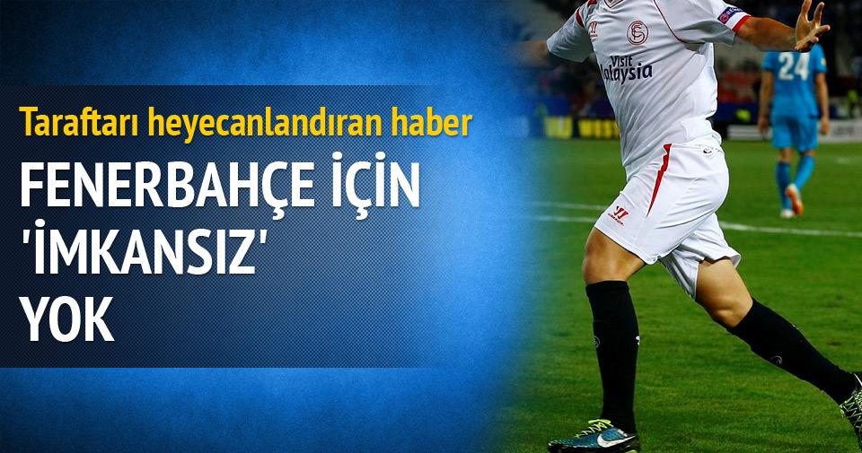 Fenerbahçe için 'imkansız' yok
