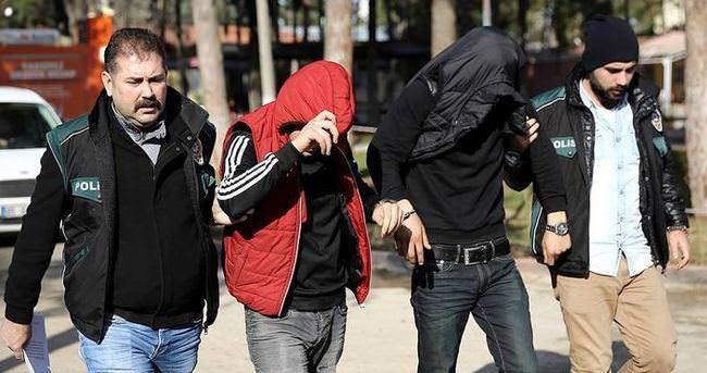 Adana'da dev operasyon: 24 tutuklama