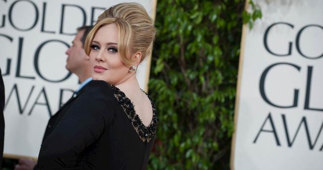 Adele hayranlarını şaşırttı