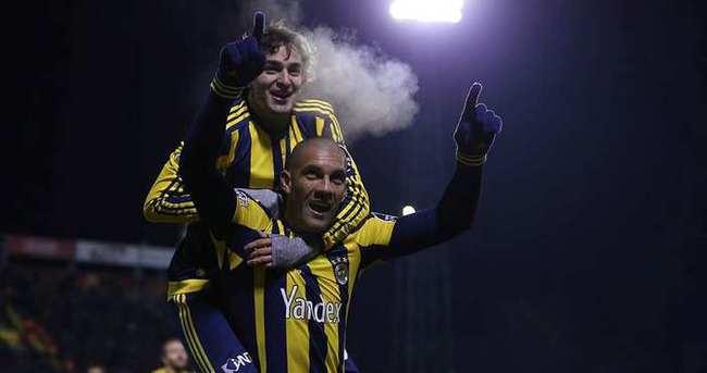 Haftanın karlısı Fenerbahçe