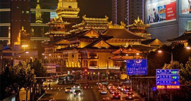 Çin geçen yıl yüzde 6,9 büyüdü