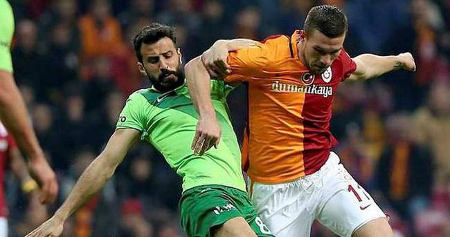 Akhisar Belediyespor - Galatasaray maçı A Haber canlı izle