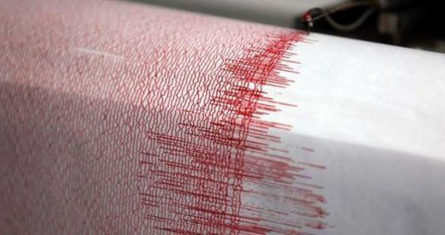 Kos adasında 4,5 büyüklüğünde deprem