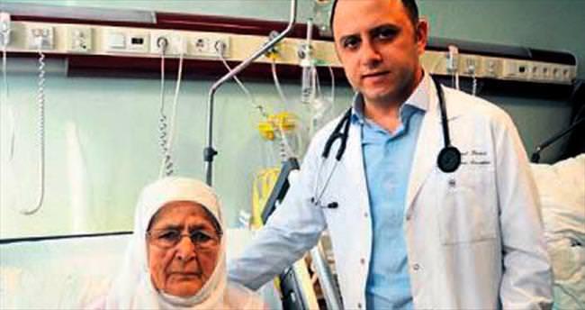 KSÜ'den kapalı kalp kapakçığı ameliyatı