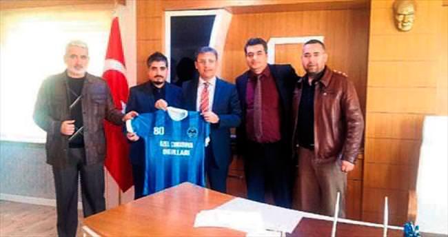 ÖÇO Kadirli Demirspor'un hedefi şampiyonluk
