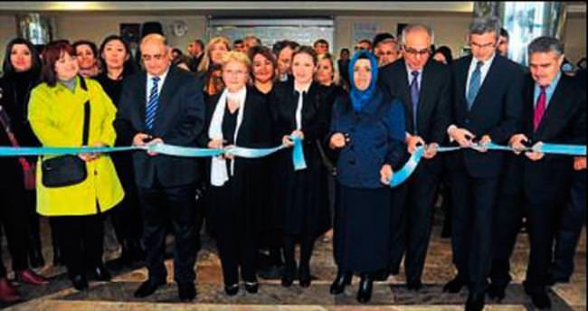 22 öğrenci eseri Kepez'de sergide