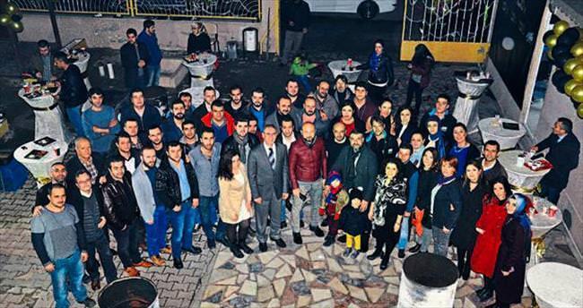 İzmir Meze eğlendi