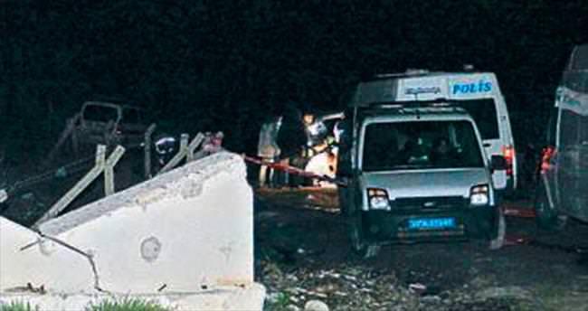 Karabağlar'da araç içinde ceset bulundu