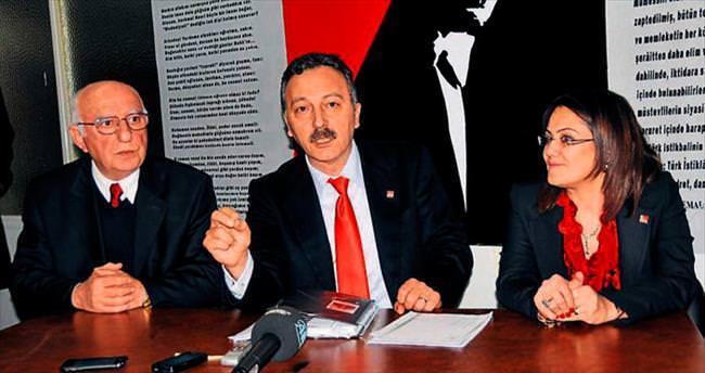 CHP İzmir'de oklar İl Başkanı Yüksel'e