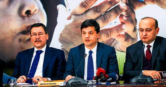AK Parti'den Bayırbucak için yardım seferberliği
