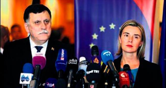 Libya'da birlik hükümeti kuruldu