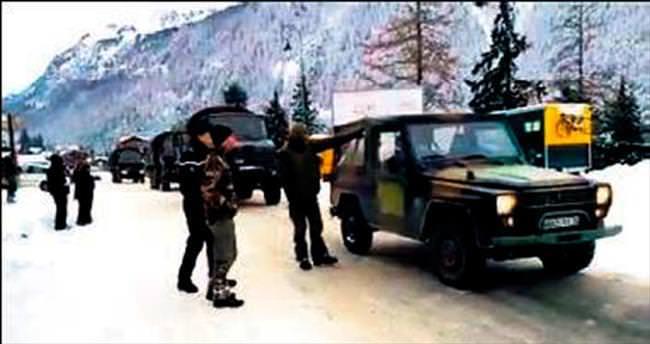 Fransa'daki çığ faciasında eğitimdeki 5 asker öldü