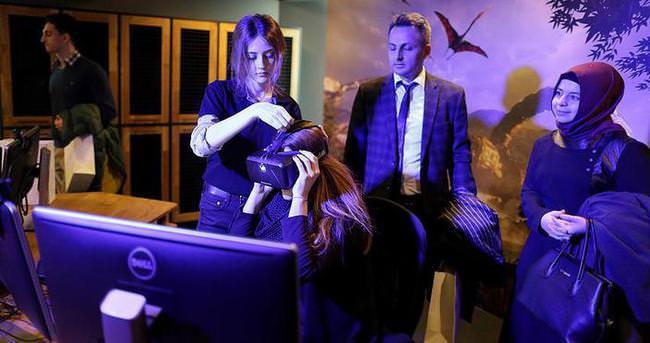 Türkiye'de VR teknolojisinin ilk adımı atıldı
