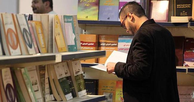 Arapça kitaplar okuyucuyla buluşuyor