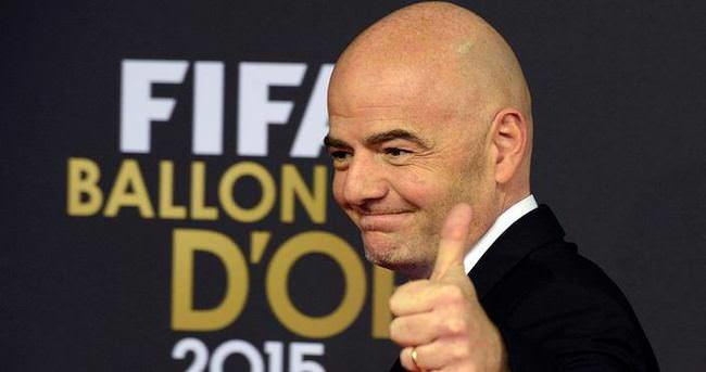 Infantino seçilirse Dünya Kupası'nda 40 ülke olabilir