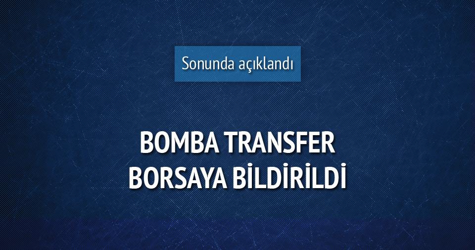 Beşiktaş, Boyko'yu borsaya bildirdi